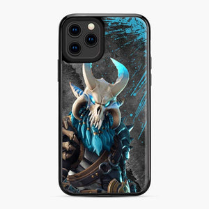 Ragnarok Fortnite 1 iPhone 11 Pro Case, Black Plastic Case