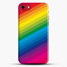 Load image into Gallery viewer, Rainbow iPhone 7/8 Case.jpg, Snap Case | Webluence.com
