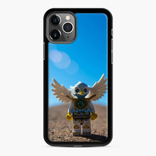 Load image into Gallery viewer, Ready For Take Off Lego iPhone 11 Pro Max Case, Black Rubber Case