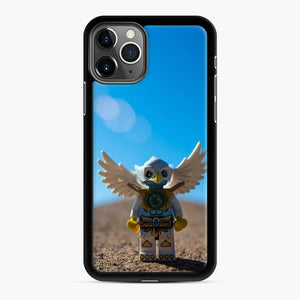 Ready For Take Off Lego iPhone 11 Pro Max Case, Black Rubber Case