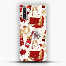 Load image into Gallery viewer, Red Is Love 1 Samsung Galaxy Note 10 Case, Snap Case | Webluence.com