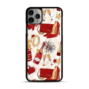 Red Is Love 1 iPhone 11 Pro Max Case