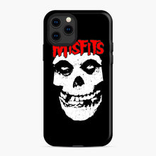 Load image into Gallery viewer, Red Skull Logo iPhone 11 Pro Case, Snap Case | Webluence.com