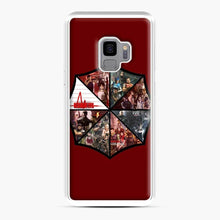 Load image into Gallery viewer, Resident Evil 1 Samsung Galaxy S9 Case, White Plastic Case