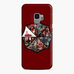 Resident Evil 1 Samsung Galaxy S9 Case, Snap Case