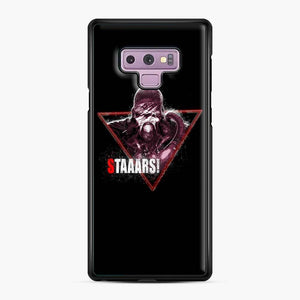 Resident Evil Samsung Galaxy Note 9 Case, Black Plastic Case