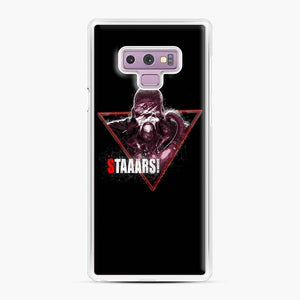 Resident Evil Samsung Galaxy Note 9 Case, White Plastic Case