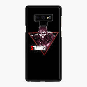 Resident Evil Samsung Galaxy Note 9 Case, Black Rubber Case