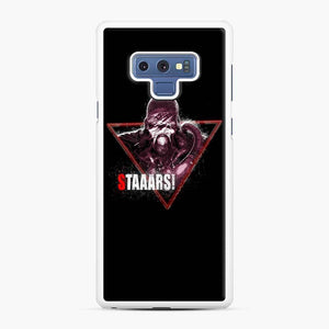Resident Evil Samsung Galaxy Note 9 Case, White Rubber Case