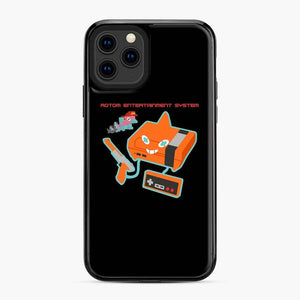 Rotom Entertainment System iPhone 11 Pro Case, Black Plastic Case