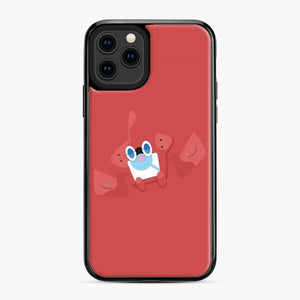 Rotom Squad logo 13 iPhone 11 Pro Case, Black Plastic Case