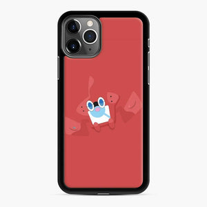 Rotom Squad logo 13 iPhone 11 Pro Case, Black Rubber Case