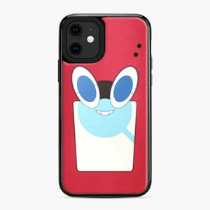 Rotom Squad logo 15 iPhone 11 Case, Black Plastic Case