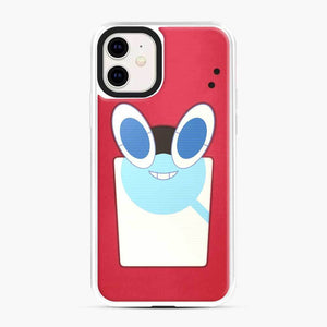 Rotom Squad logo 15 iPhone 11 Case, White Plastic Case