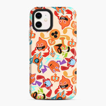 Load image into Gallery viewer, Rotom Squad logo 5 iPhone 11 Case, Snap Case
