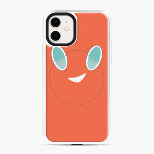 Rotom Squad logo 6 iPhone 11 Case, White Plastic Case