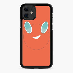 Rotom Squad logo 6 iPhone 11 Case, Black Rubber Case