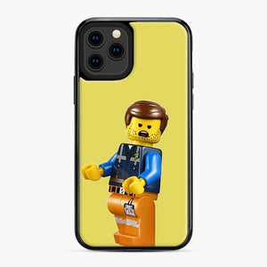 Rough Times B O I Lego iPhone 11 Pro Case, Black Plastic Case