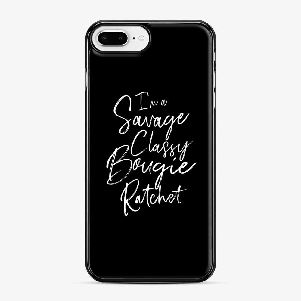 Savage Classy Bougie Ratchet 13 iPhone 7 Plus / 8 Plus Case