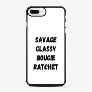 Savage Classy Bougie Ratchet 31 iPhone 7 Plus / 8 Plus Case