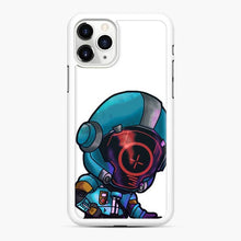 Load image into Gallery viewer, Secret Skin Fortnite iPhone 11 Pro Case, White Rubber Case