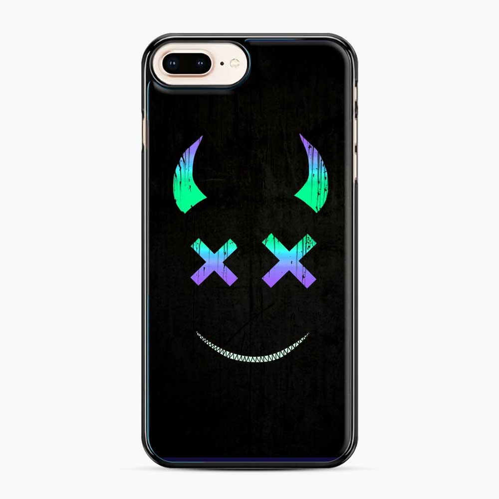 Simple Devil Smile iPhone 7 Plus / 8 Plus Case