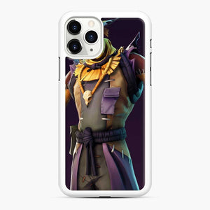 Skin Fortnite iPhone 11 Pro Case, White Rubber Case