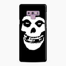 Load image into Gallery viewer, Skull Logo Samsung Galaxy Note 9 Case, Snap Case | Webluence.com