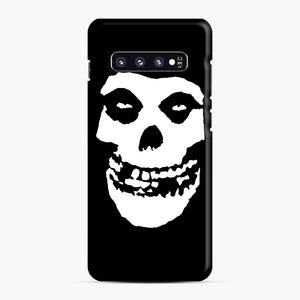 Skull Logo Samsung Galaxy S10 Plus Case, Snap Case | Webluence.com