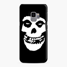 Load image into Gallery viewer, Skull Logo Samsung Galaxy S9 Case, Snap Case | Webluence.com