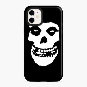 Skull Logo iPhone 11 Case, Snap Case | Webluence.com