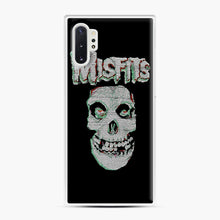 Load image into Gallery viewer, Skull Threadpixel Samsung Galaxy Note 10 Plus Case, White Plastic Case | Webluence.com