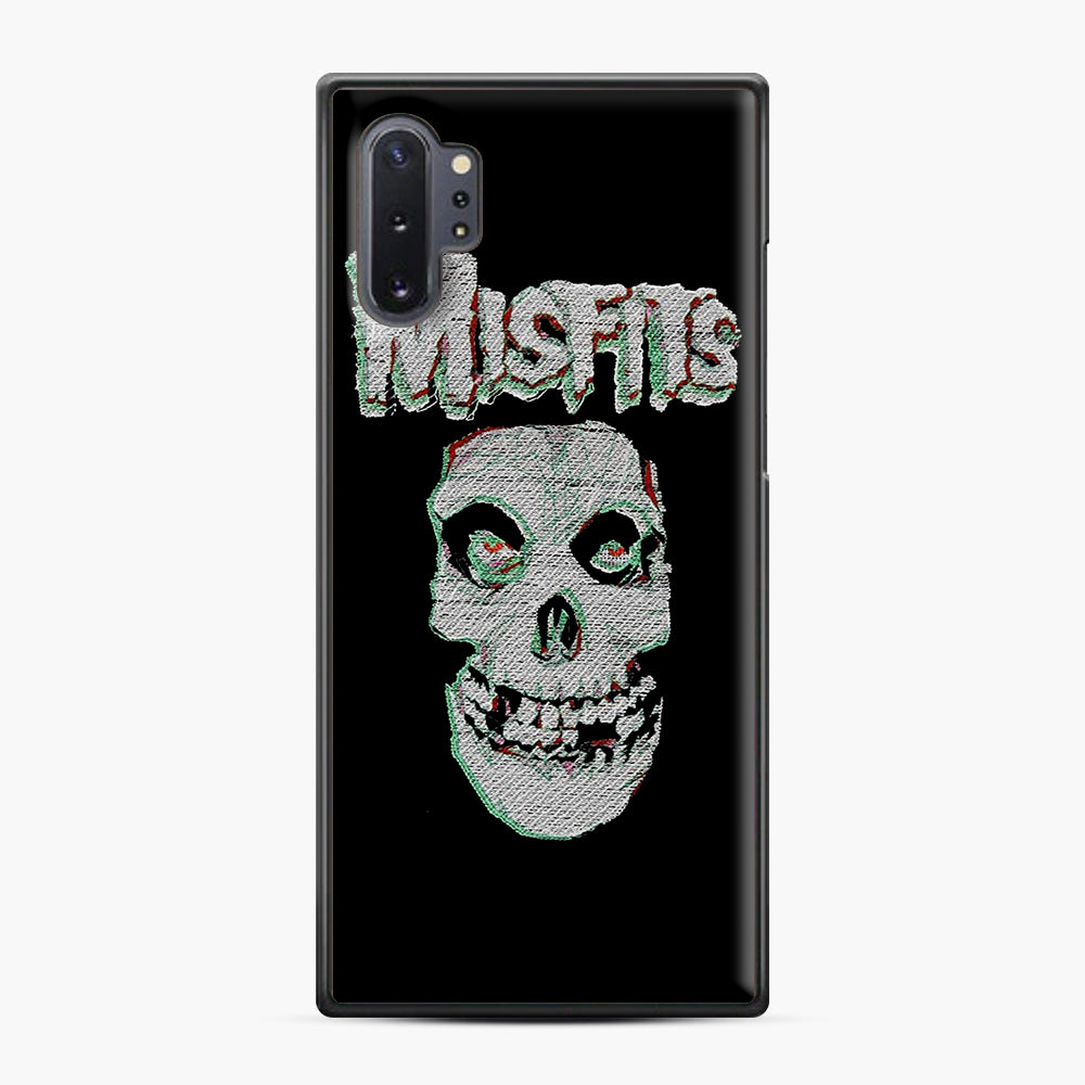 Skull Threadpixel Samsung Galaxy Note 10 Plus Case, Black Plastic Case | Webluence.com