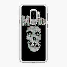 Load image into Gallery viewer, Skull Threadpixel Samsung Galaxy S9 Plus Case, White Rubber Case | Webluence.com