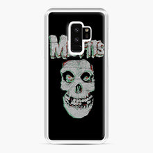 Load image into Gallery viewer, Skull Threadpixel Samsung Galaxy S9 Plus Case, White Plastic Case | Webluence.com