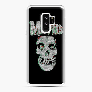 Skull Threadpixel Samsung Galaxy S9 Plus Case, White Plastic Case | Webluence.com