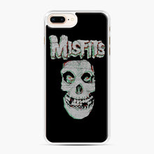Load image into Gallery viewer, Skull Threadpixel iPhone 7,8 Plus Case, White Plastic Case | Webluence.com