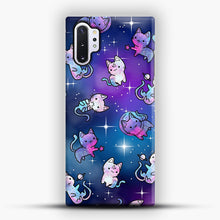 Load image into Gallery viewer, Space Kitties 1 Samsung Galaxy Note 10 Plus Case, Snap Case | Webluence.com
