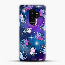Load image into Gallery viewer, Space Kitties 1 Samsung Galaxy S9 Plus Case, Snap Case | Webluence.com
