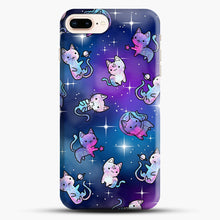 Load image into Gallery viewer, Space Kitties 1 iPhone 7 Plus/8 Plus Case, Snap Case | Webluence.com