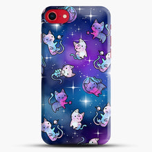 Load image into Gallery viewer, Space Kitties 1 iPhone 7/8 Case.jpg, Snap Case | Webluence.com