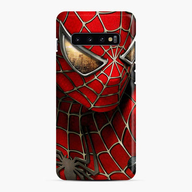 Spider Man Samsung Galaxy S10 Case, Snap Case