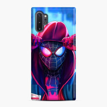 Load image into Gallery viewer, Spiderverse Spiderman verse Samsung Galaxy Note 10 Plus Case, Snap Case