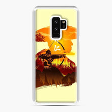 Load image into Gallery viewer, Stealth Of Ghost Samsung Galaxy S9 Plus Case, White Plastic Case