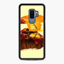 Load image into Gallery viewer, Stealth Of Ghost Samsung Galaxy S9 Plus Case, Black Rubber Case