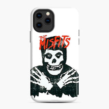 Load image into Gallery viewer, Summer Misfits Skull iPhone 11 Pro Case, Snap Case | Webluence.com