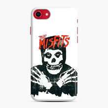 Load image into Gallery viewer, Summer Misfits Skull iPhone 7/8 Case, Snap Case | Webluence.com