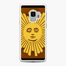 Load image into Gallery viewer, Sunday Morning Icon Cbs News Kuralt Osgood Samsung Galaxy S9 Case, White Rubber Case | Webluence.com