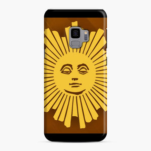 Sunday Morning Icon Cbs News Kuralt Osgood Samsung Galaxy S9 Case, Snap Case | Webluence.com
