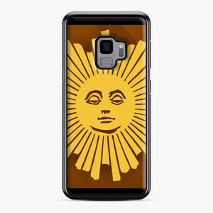 Sunday Morning Icon Cbs News Kuralt Osgood Samsung Galaxy S9 Case, Black Plastic Case | Webluence.com